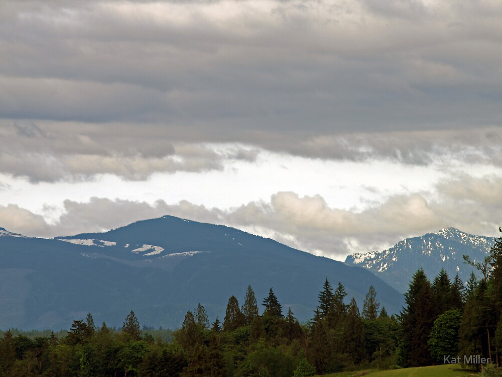 Snoqualmie Valley by Kat Miller