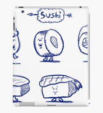 Sushi Doodles iPad Case/Skin