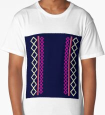 Designers boho interior design / tshirts, pillows Long T-Shirt