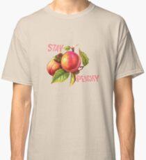 STAY PEACHY Classic T-Shirt
