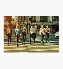 BTS THE MOST BEAUTIFUL MOMENT IN LIFE PT 2 Photographic Print