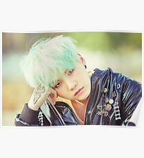 BTS THE MOST BEAUTIFUL MOMENT IN LIFE PT 2 SUGA Poster