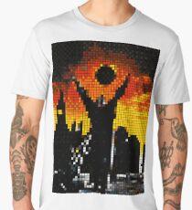 Praise The Pixel Men's Premium T-Shirt