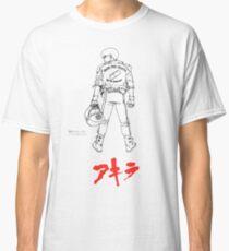Kaneda casco Manga Classic T-Shirt
