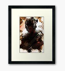 """Call Of Duty"" Framed Print"