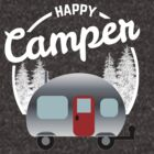 Happy Camper - Northwoods Edition by Megan Noble