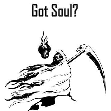 Got Soul by Skeletal-Raven