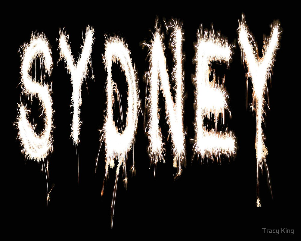 SYDNEY by Tracy King