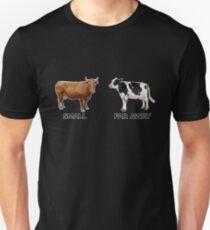 Small.  Far away. Unisex T-Shirt