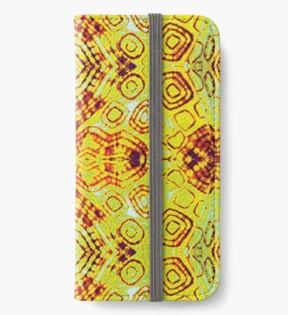 Zen- I Am Sun-Centered iPhone Wallet