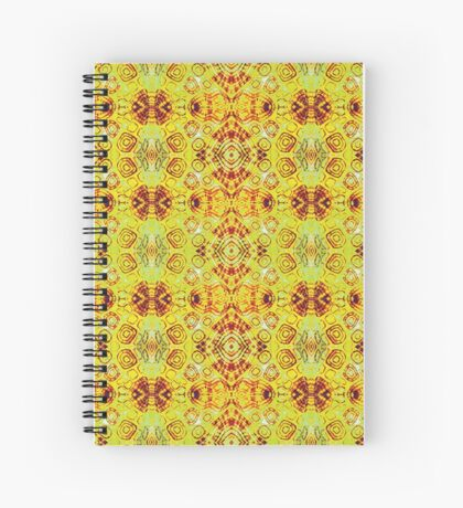 Zen- I Am Sun-Centered Spiral Notebook