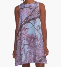 Blossoming Bounty A-Line Dress