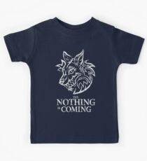 The Neverending Story - The Nothing is Coming Kids Clothes