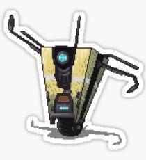 PixelTrap Sticker