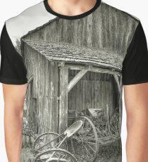 Farm Shed Graphic T-Shirt