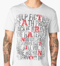 QUENTIN TARANTINO MOVIES VINTAGE GRUNGE STYLE Men's Premium T-Shirt
