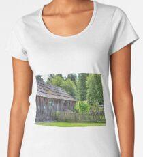 Heritage Building Women's Premium T-Shirt