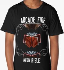 Arcade Fire - Neon Bible Long T-Shirt
