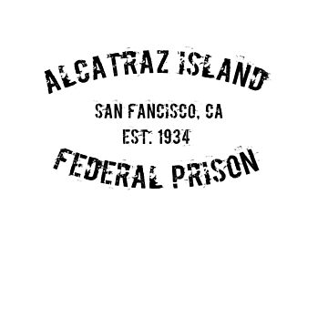 Prisoner of Alcatraz by NobleImages