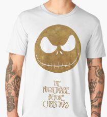 The Nightmare of Jacks Face Men's Premium T-Shirt
