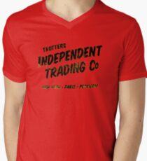 Trotters Independant Traders Men's V-Neck T-Shirt