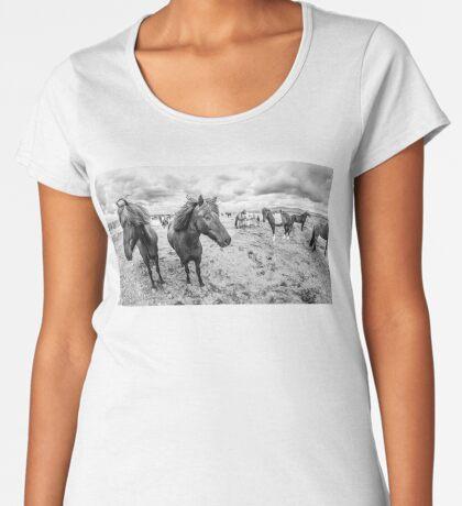 Kuc Islandzki Women's Premium T-Shirt