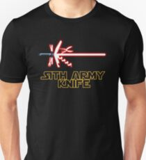 Sith Army Knife Unisex T-Shirt