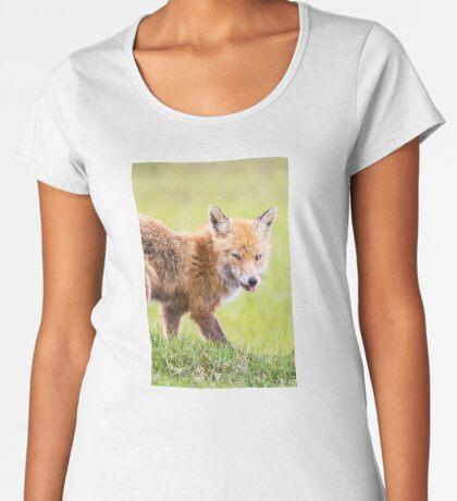 Red Fox Women's Premium T-Shirt