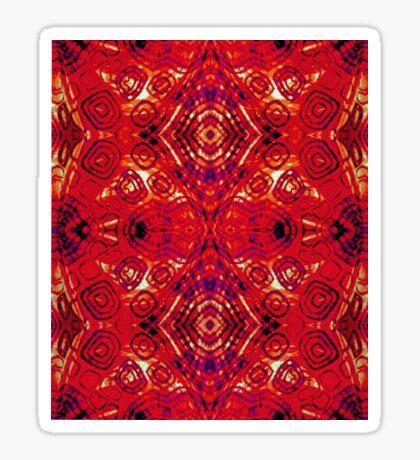 zen - I Am Rooted Sticker