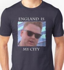 England Is My City T-Shirt (Black) T-Shirt
