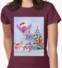 my little pony christmas T-Shirt