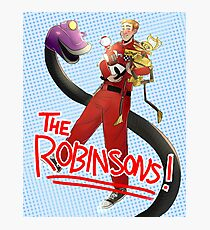 Meet The Robinsons (of the Satellite of Love) Photographic Print
