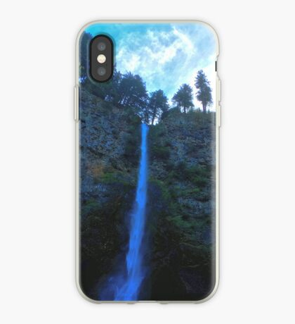 Falls from the Sky iPhone Case