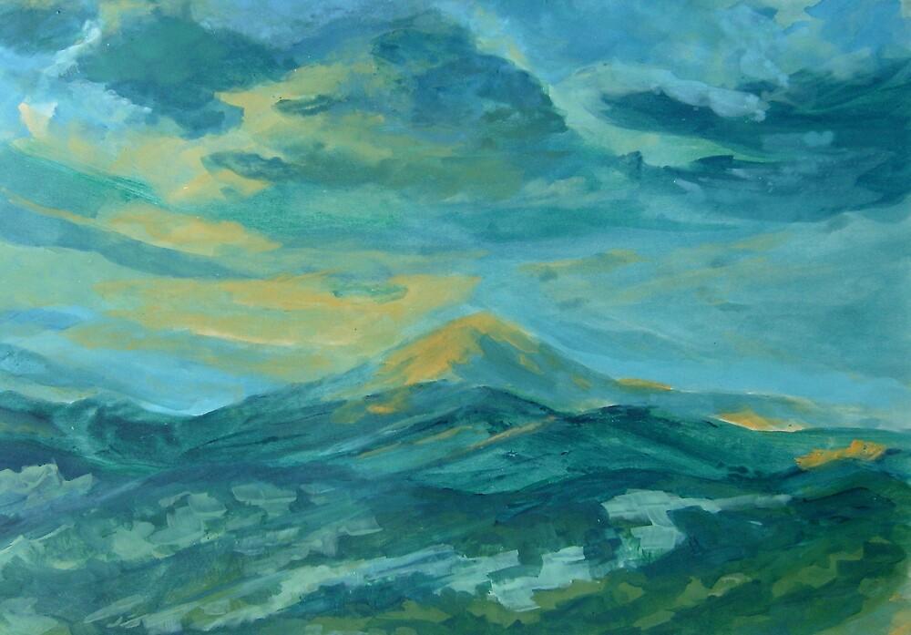 Landscape 30 by Nurhilal Harsa
