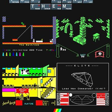 How would you rank them. ZX Spectrum by pafothergill