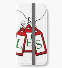 I Heart Sales, Sale Tags, Boxing Day iPhone Wallet/Case/Skin