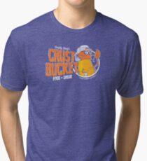 Crust Bucket eatery Tri-blend T-Shirt