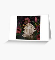 i must be brave Greeting Card
