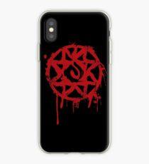 Blood Mark iPhone Case
