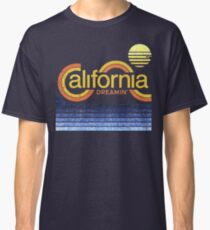 Vintage California Dreamin' Classic T-Shirt