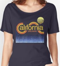 Vintage California Dreamin' Women's Relaxed Fit T-Shirt