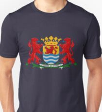 Zeeland Coat of Arms, Netherlands T-Shirt