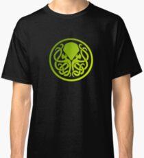 Lovecraft grenn Cthulhu Classic T-Shirt