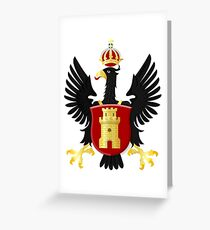 Middelburg, Netherlands Greeting Card