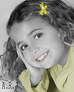 cute girl by Areej27Jaafar