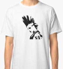 Punk Rock Girl  Classic T-Shirt