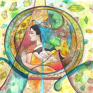 Sacred Space by BethDAngelo
