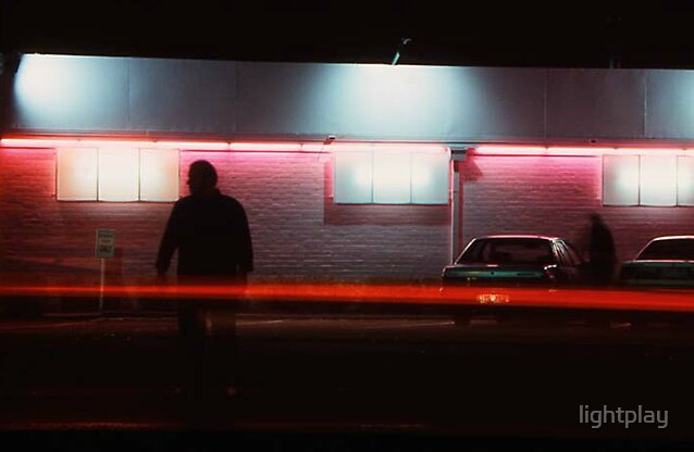 Neon and Shadows by lightplay