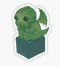 The Cult of Cthulhu Sticker