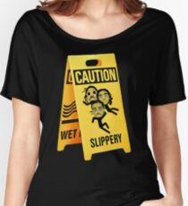 Migos // Slippery Women's Relaxed Fit T-Shirt